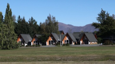 Twizel Mountain Chalet Motel