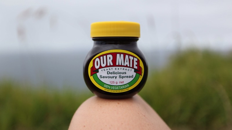Our Mate Marmite